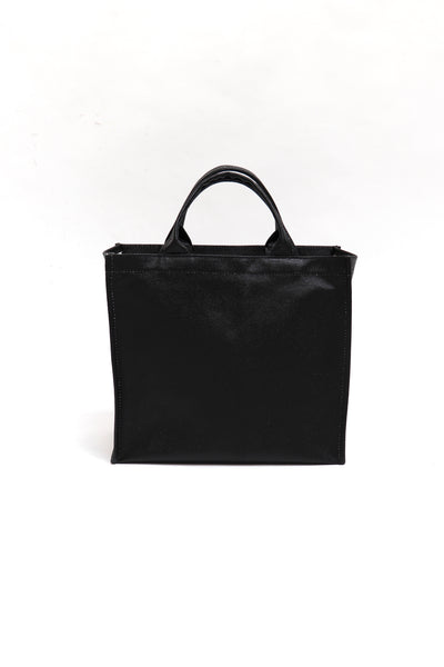 Box Tote Black