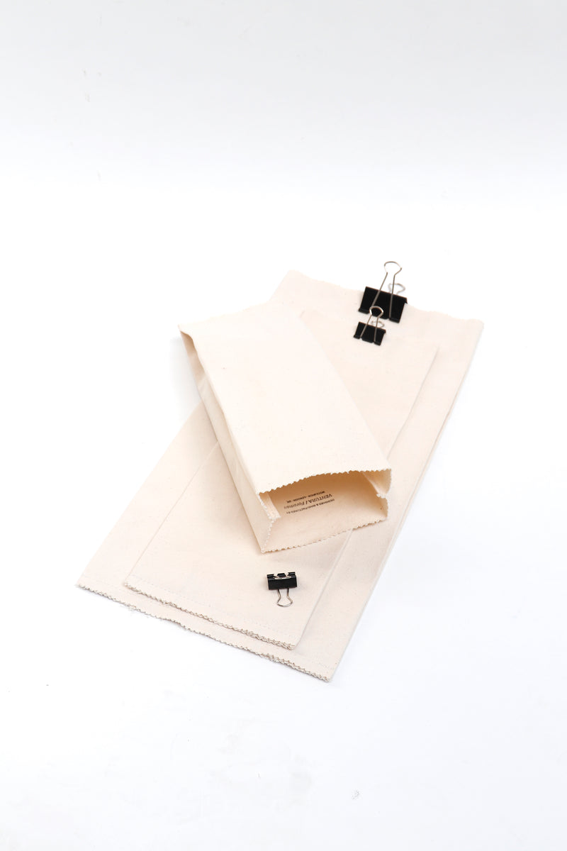 Bello Bags Undyed - set of 3