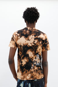 Hard Love T shirt Bleached-50m London