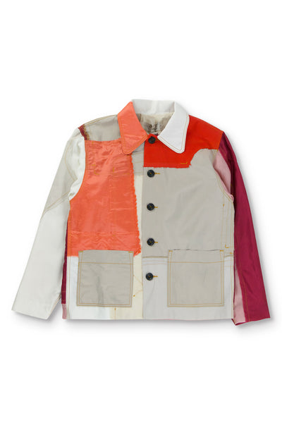 Patchwork Chore Jacket