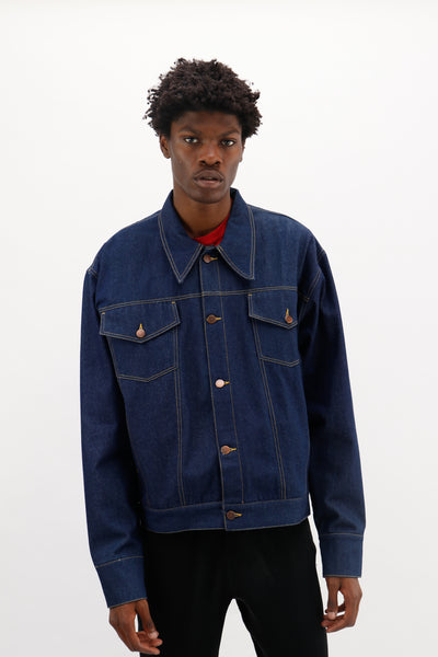 Oversized Jacket-50m London