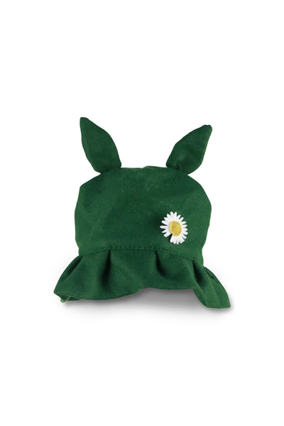 Green Felt with Ears