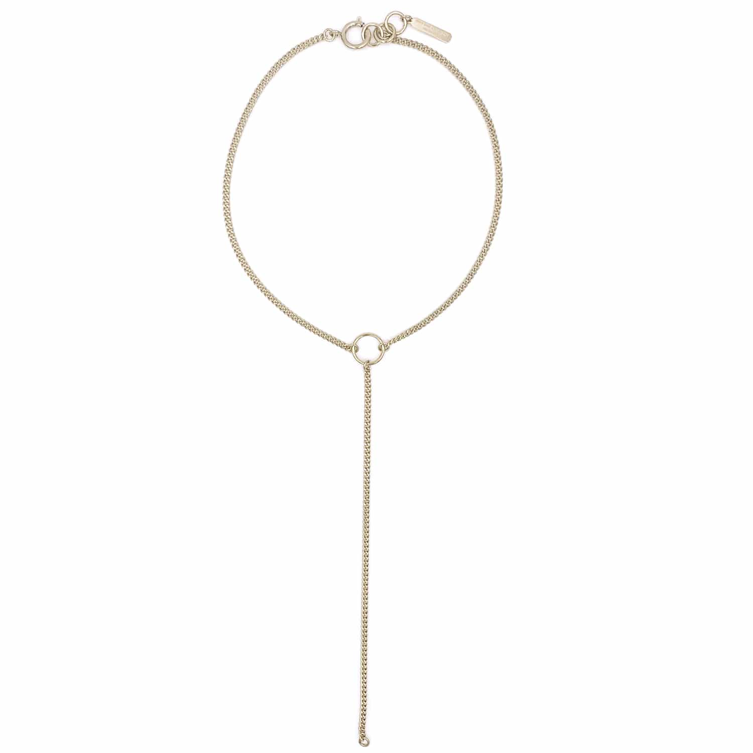 Nancy Gold Choker-50m London