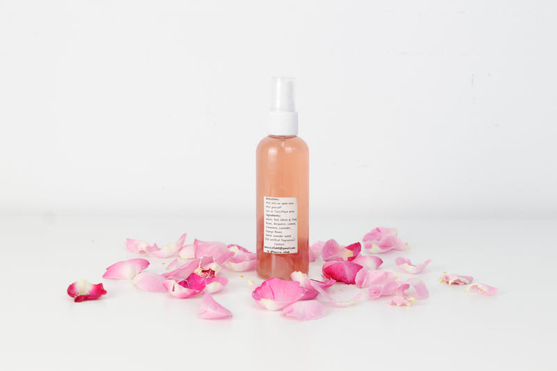 Luna Rosa Rose Water Mist