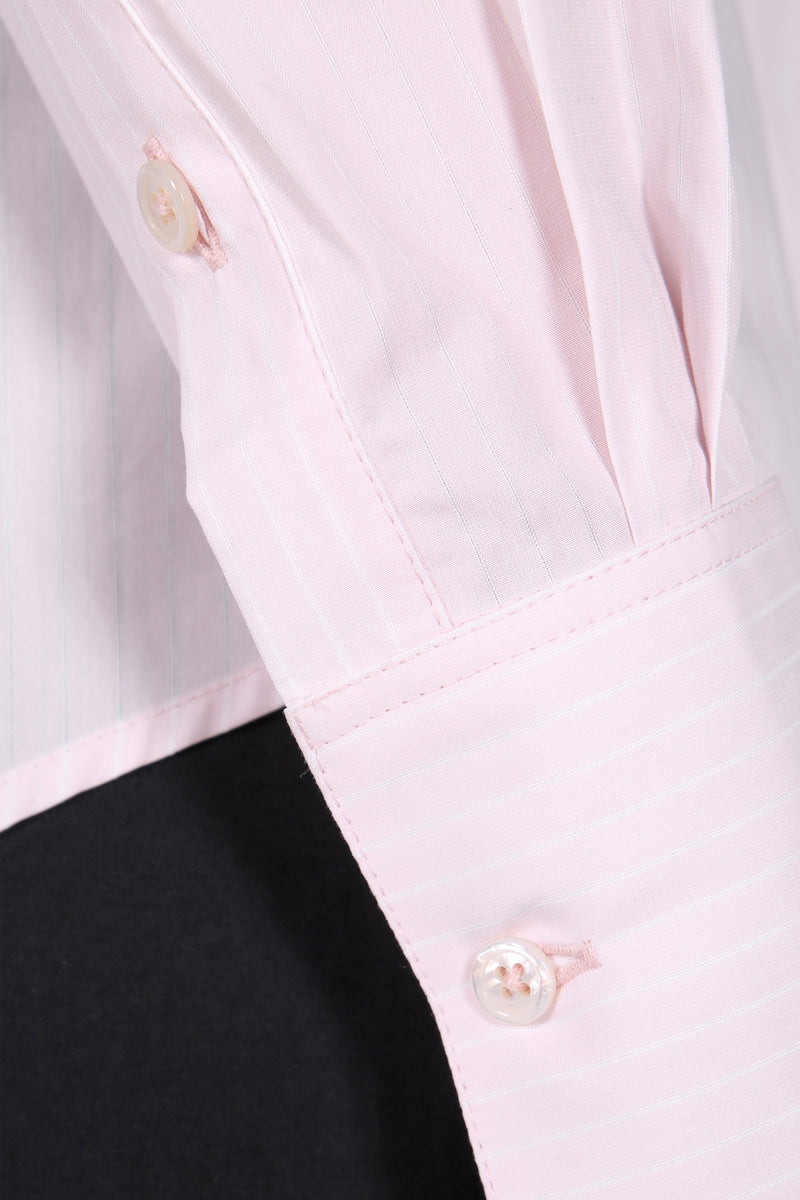 Fitted Shirt Pink