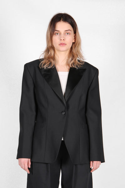 Black Evening Jacket