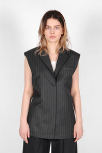Joe Sleeveless Jacket-50m London