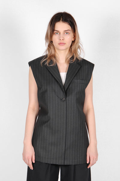 Joe Sleeveless Jacket