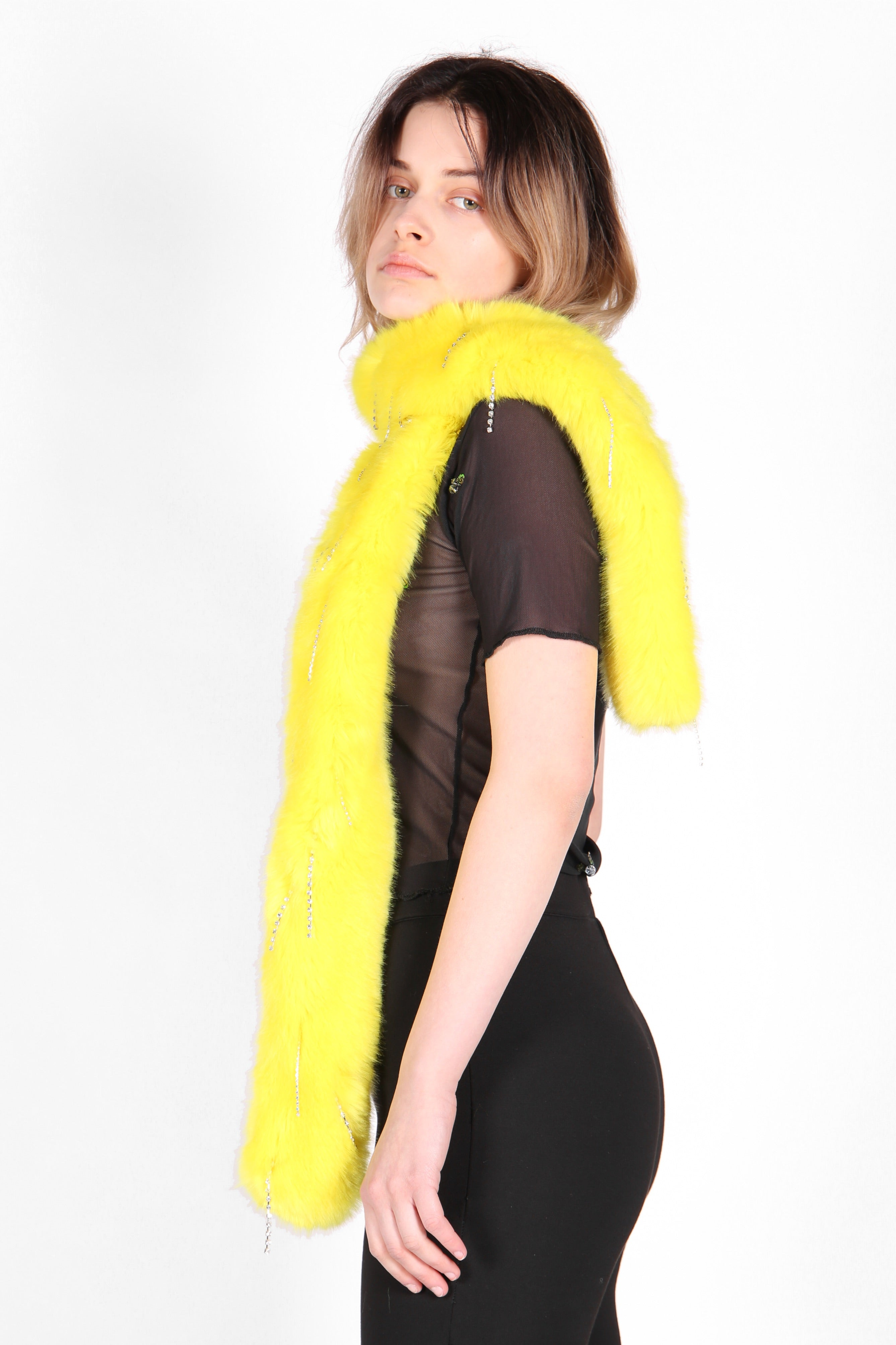Syd Scarf Yellow-50m London