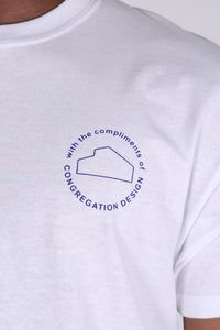 Congregation Printed T-Shirt-50m London