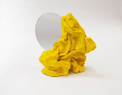 Small Mirror - Yellow