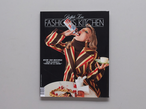 Buffalo Zine 08 Fashion Kitchen