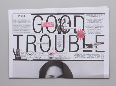 Good Trouble-50m London