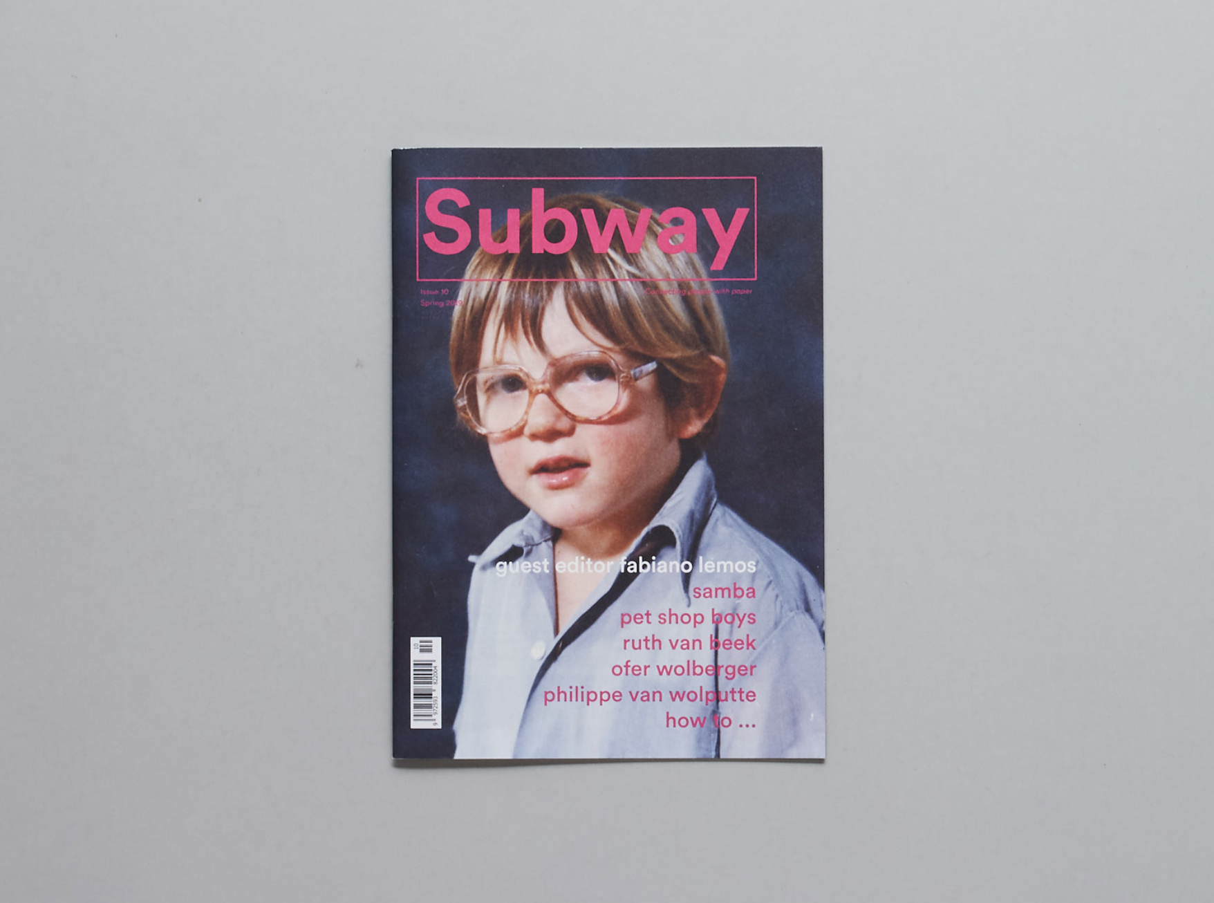 SUBWAY	, Issue 10-50m London