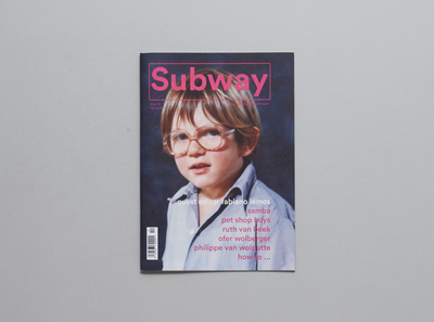 SUBWAY	, Issue 10