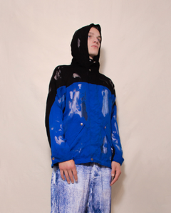 Devore Colour Block Wind breaker-50m London