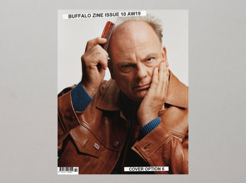 Buffalo Zine Issue 10-50m London