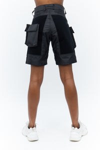 Velcro Removable Pockets Shorts-50m London