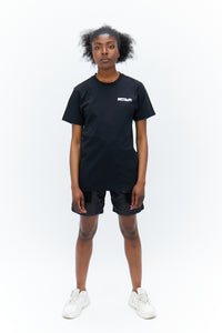 T-shirt With Logo Black-50m London