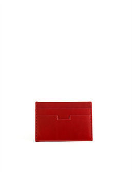 Svelte Wallet Red-50m London