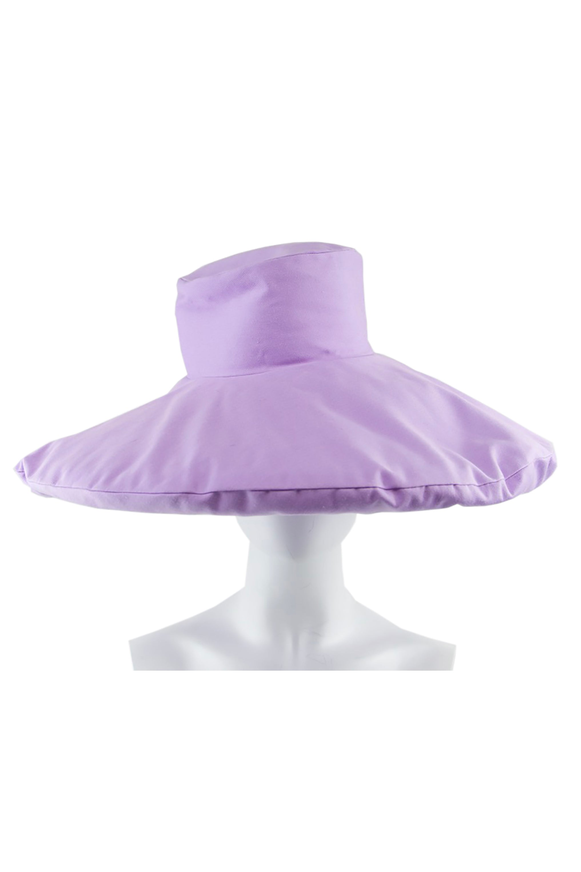 Pillow Hat Lilac