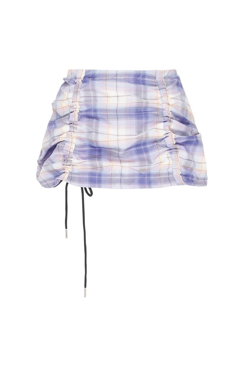 RUCHED MINI [PURPLE]