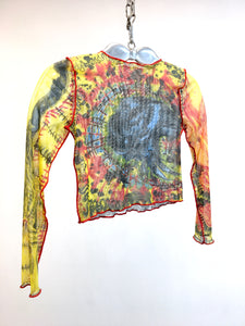 Handpainted Mesh Top-50m London