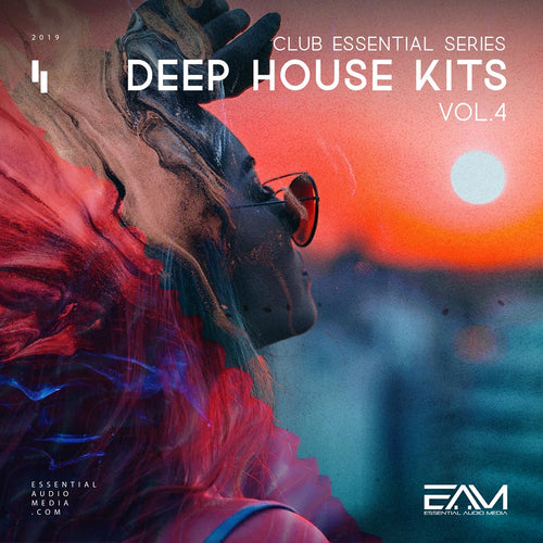 Club Essential Series - Deep House Kits Vol.4