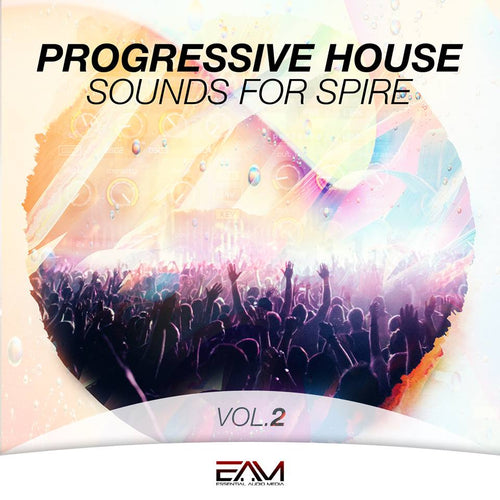 Progressive House Sounds For Spire Vol.2