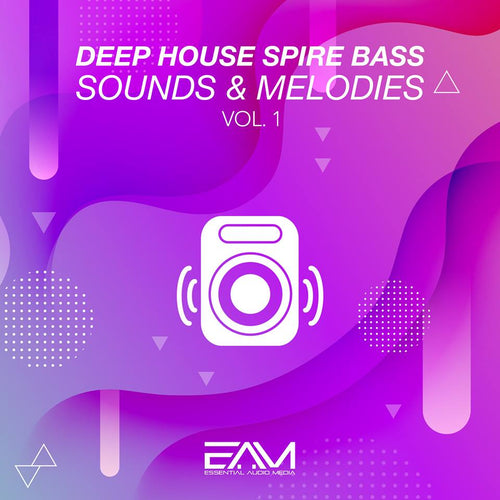 Deep House Spire Bass Sounds & Melodies Vol.1