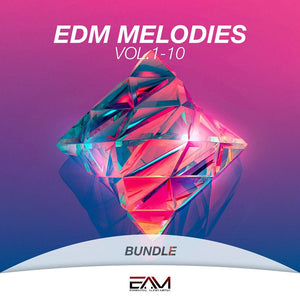 EDM Melodies Vol. 1-10 Bundle