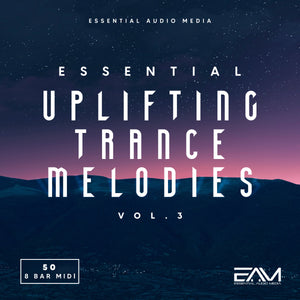 Essential Uplifting Trance Melodies Vol.3