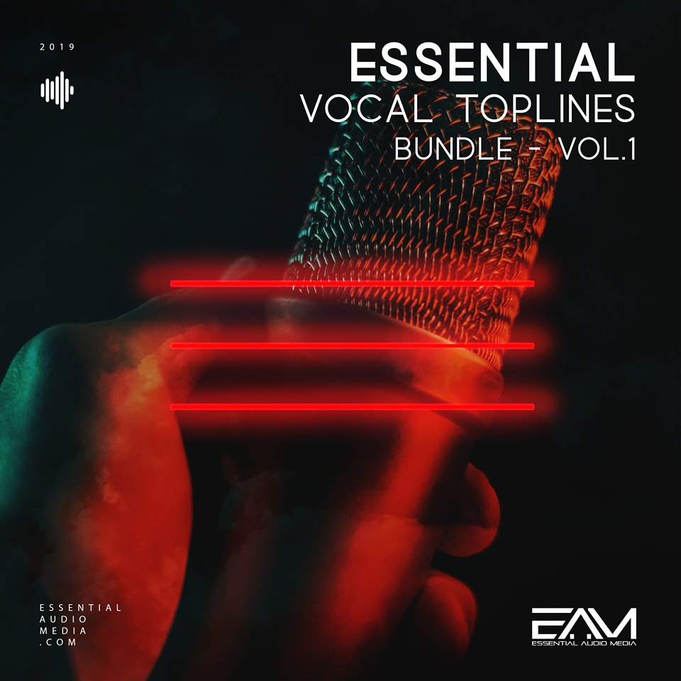 Essential Vocal Toplines Bundle Vol.1