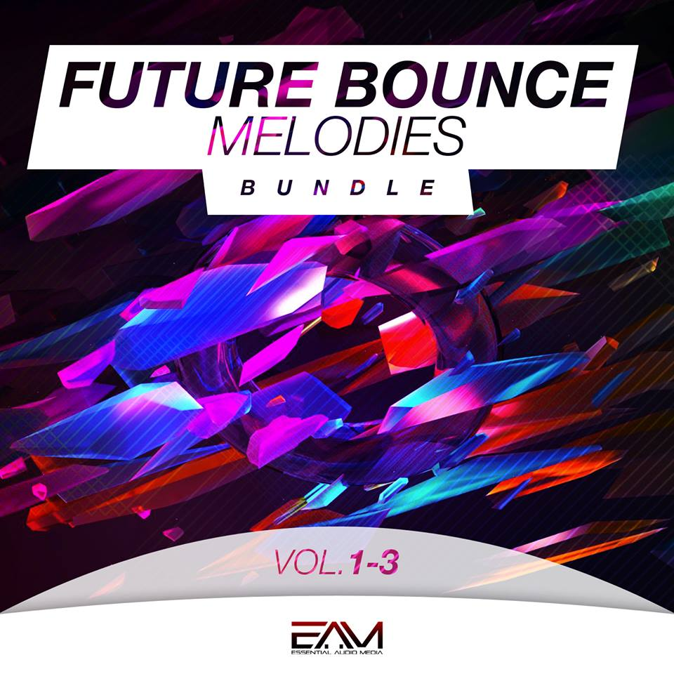 Future Bounce Melodies Vol.1-3 Bundle