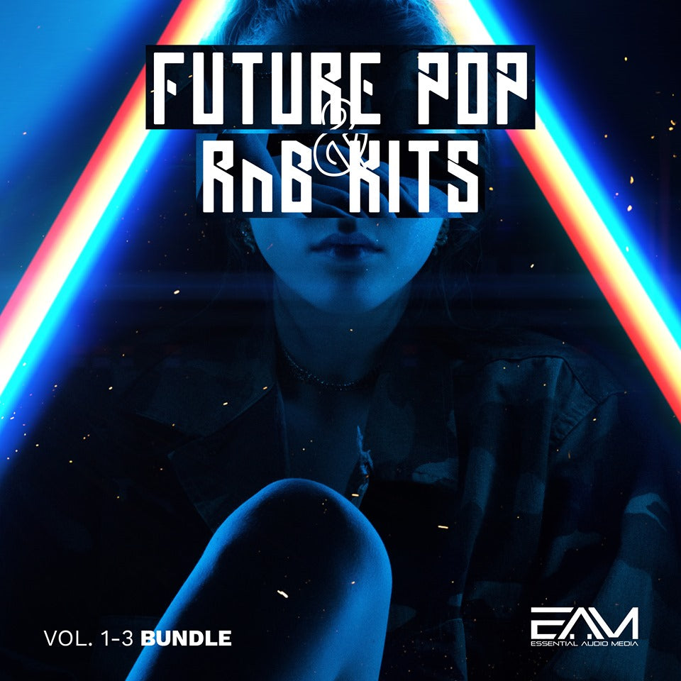 Future Pop & RnB Kits Bundle (Vol. 1-3)