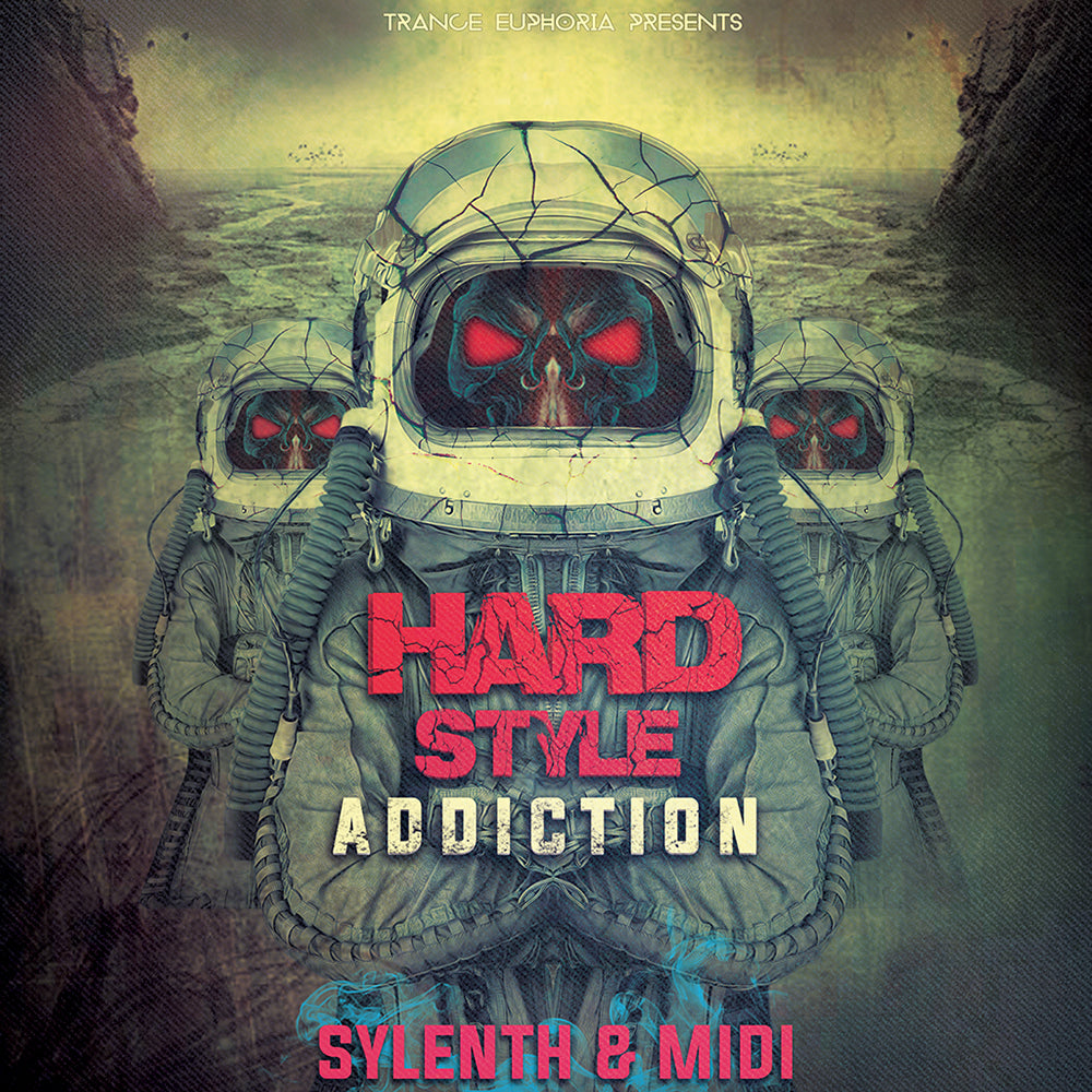 Hardstyle Addiction Sylenth & MIDI