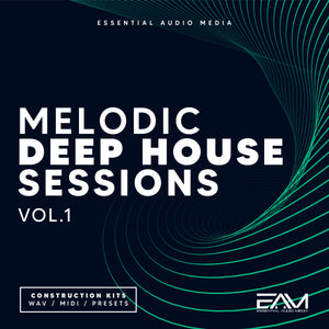 Melodic Deep House Sessions Vol.1