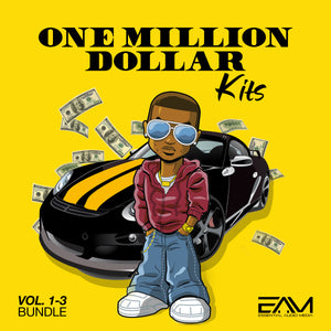 One Million Dollar Kits Vol. 1-3 Bundle