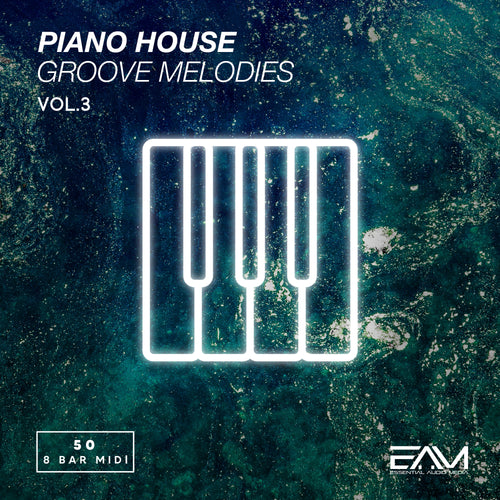 Piano House Groove Melodies Vol.3