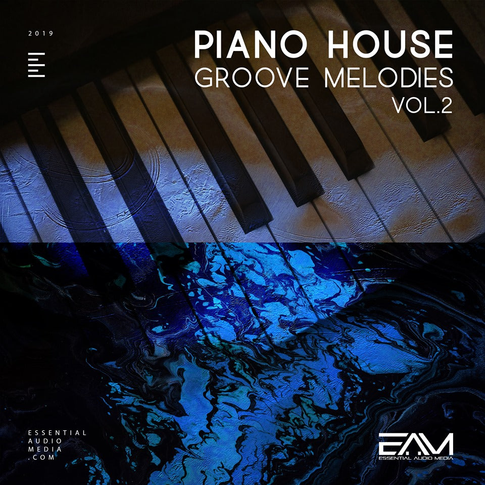 Piano House Groove Melodies Vol.2
