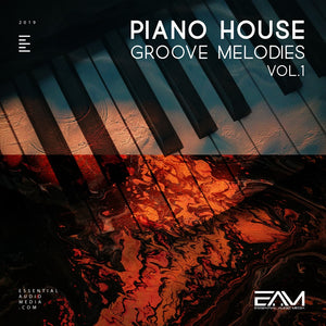 Piano House Groove Melodies Vol. 1
