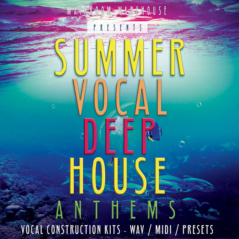 Summer Vocal Deep House Anthems