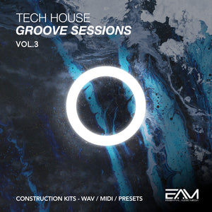 Tech House Groove Sessions Vol.3