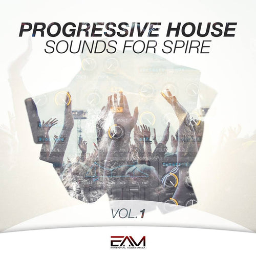 Progressive House Sounds For Spire Vol.1