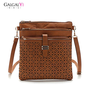 Small Women's Shoulder Bags for Women Messenger Bags ladies retro PU leather Handbag Purse with Tassels Female Crossbody Bag