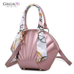 Bags for Women 2018 New Women's Handbag Frosted Shell jelly Package Candy Shoulder Portable Female  Black White Beige Bag