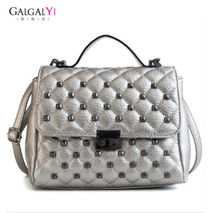 Bags Women 2018 for New Handbag Retro Women's Chain Shoulder Bag wild Youth Fashion Casual Female Messenger Bag
