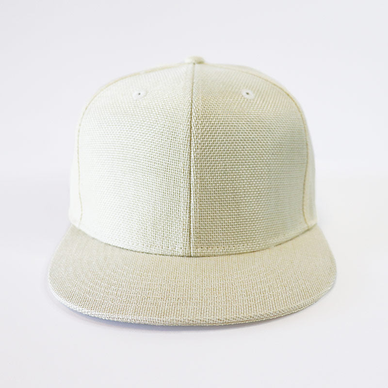 Custom Structured Fitted Hat