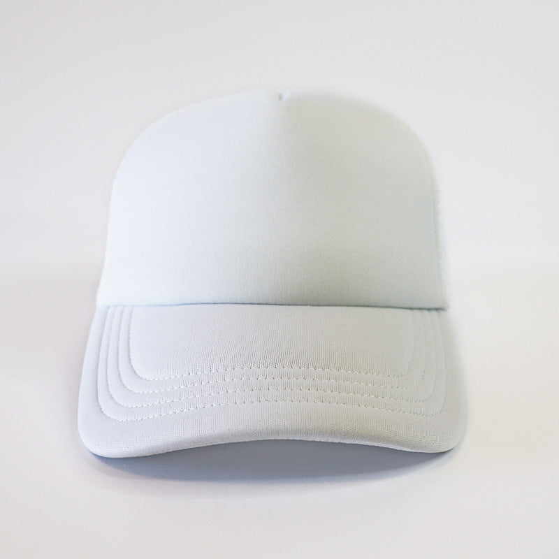 Custom 5-Panel Puffy Trucker Hat