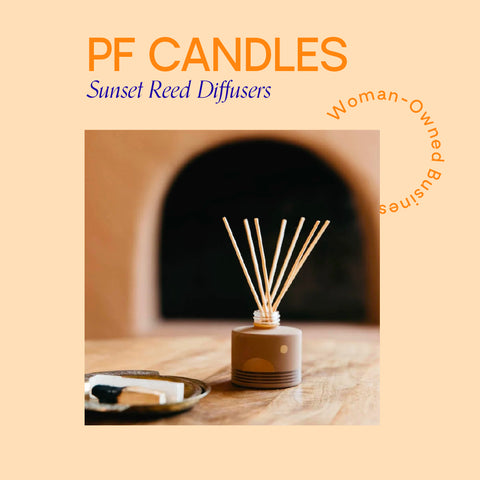 The BeautyGrass L.A. Shop-Small Gift Guide: PF Candle Co